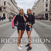 INTRODUCING RICH FASHION THROUGH RICH CONTENT