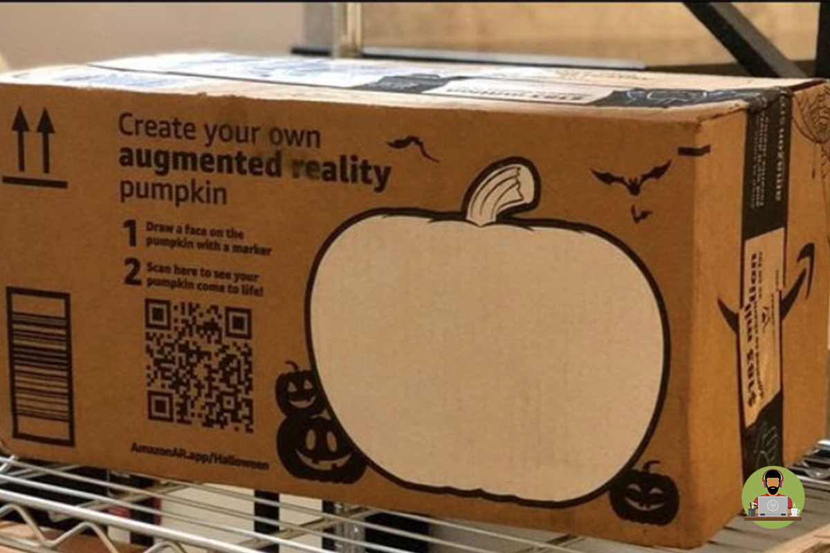 Amazon Brings Packaging to Life
