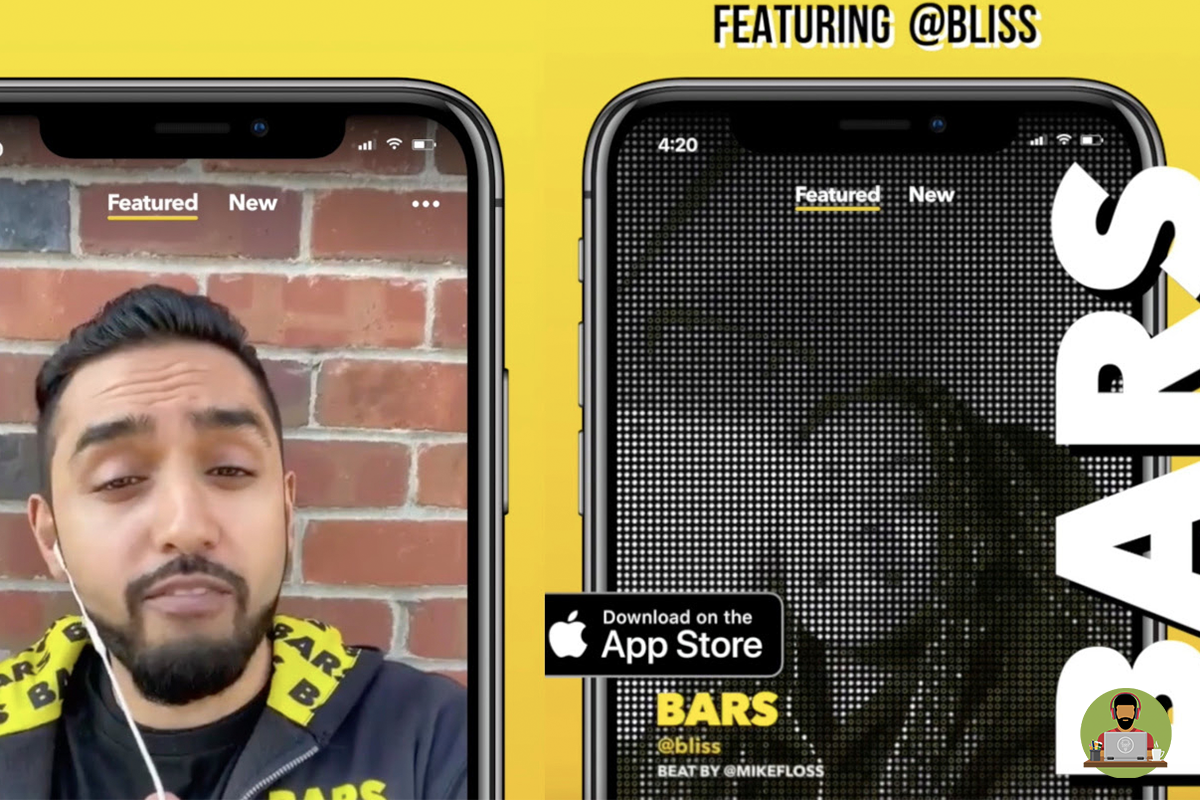 Facebook Launches New Rap App – BARS