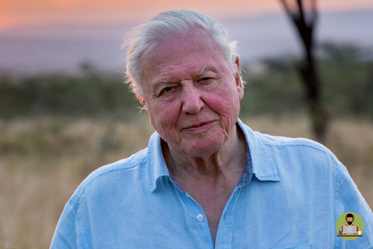 Attenborough Breaks Instagram Record