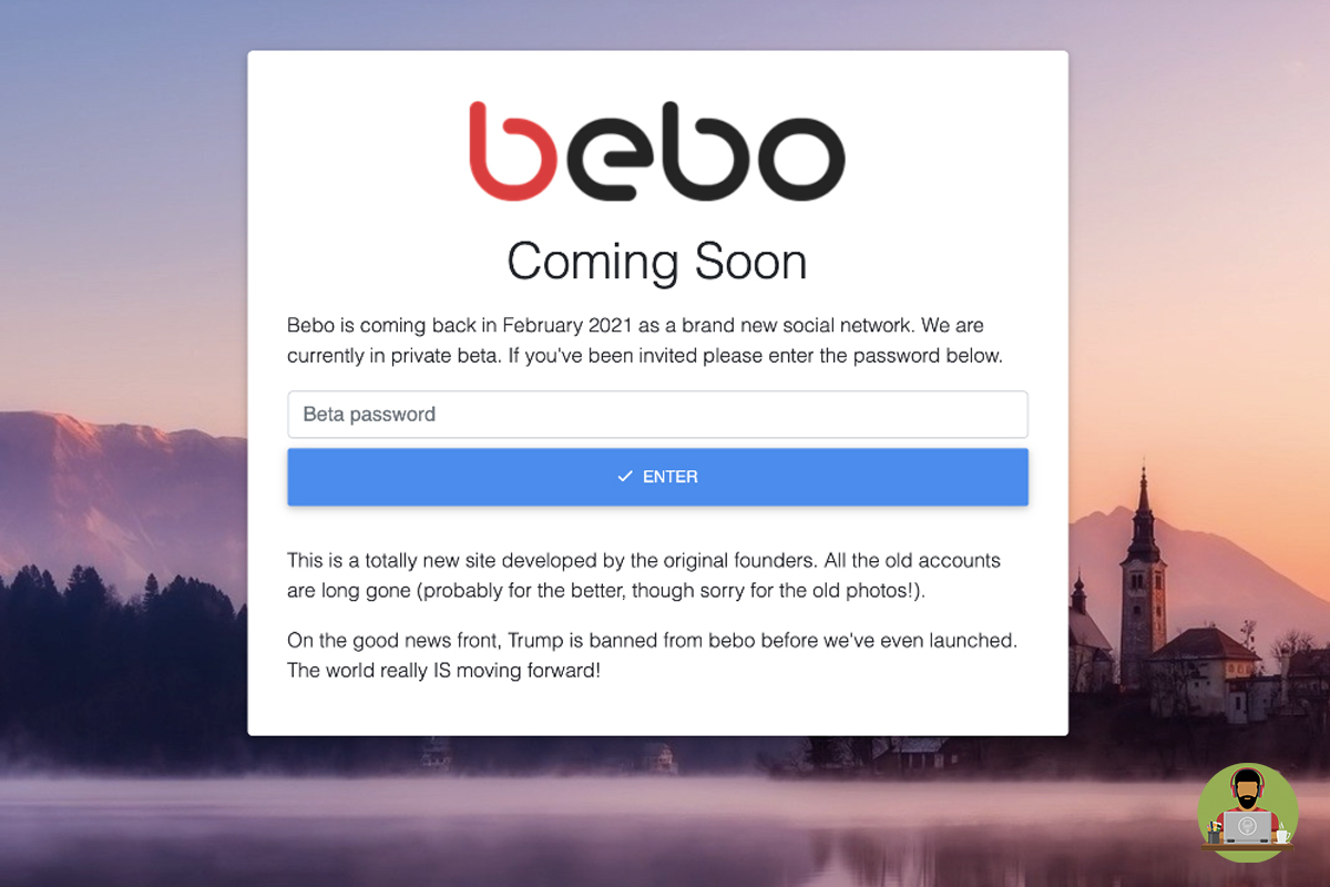 Bebo is Coming Back