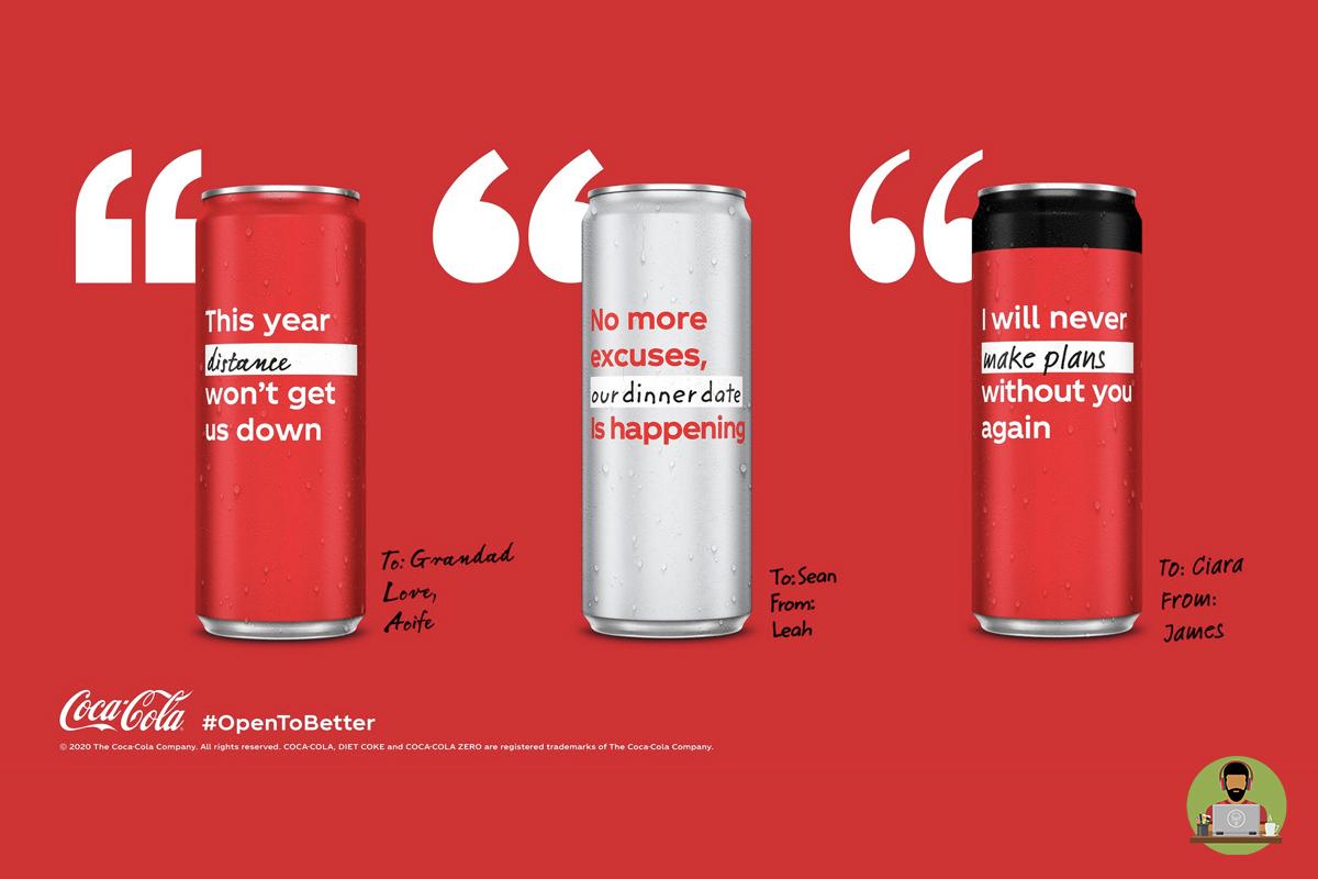 Coca-Cola's Positive Vibes
