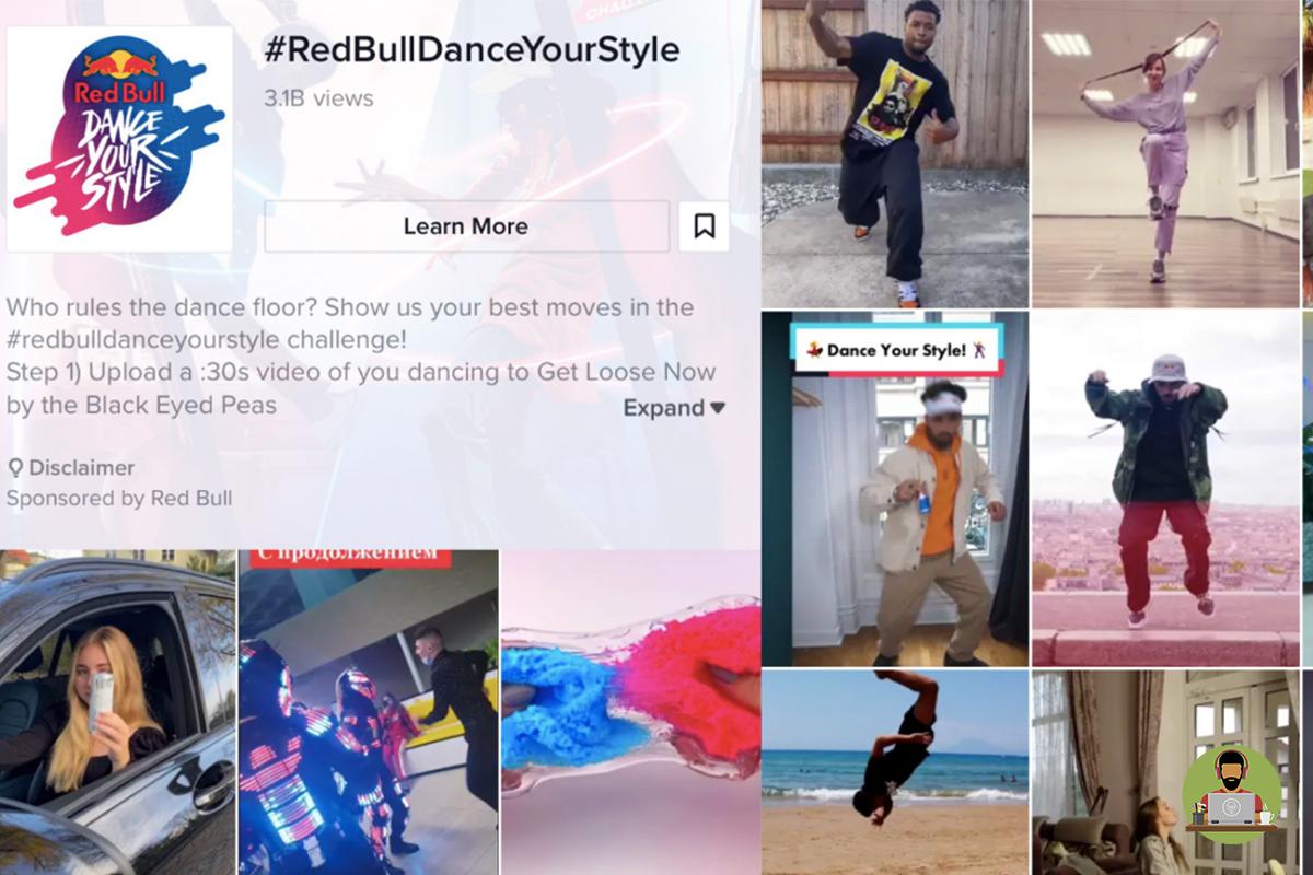 'Dance Your Style' on TikTok