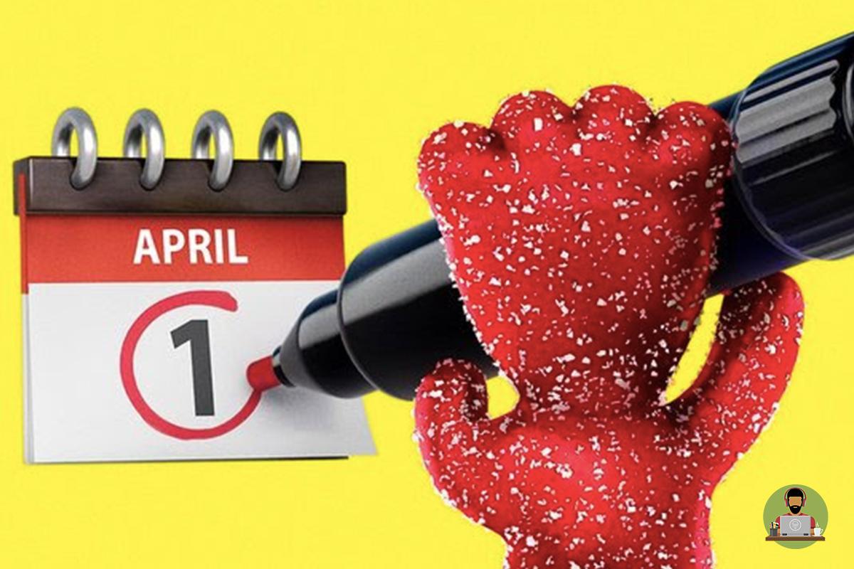 Global Sweets Brand Encourages April Fools Pranks