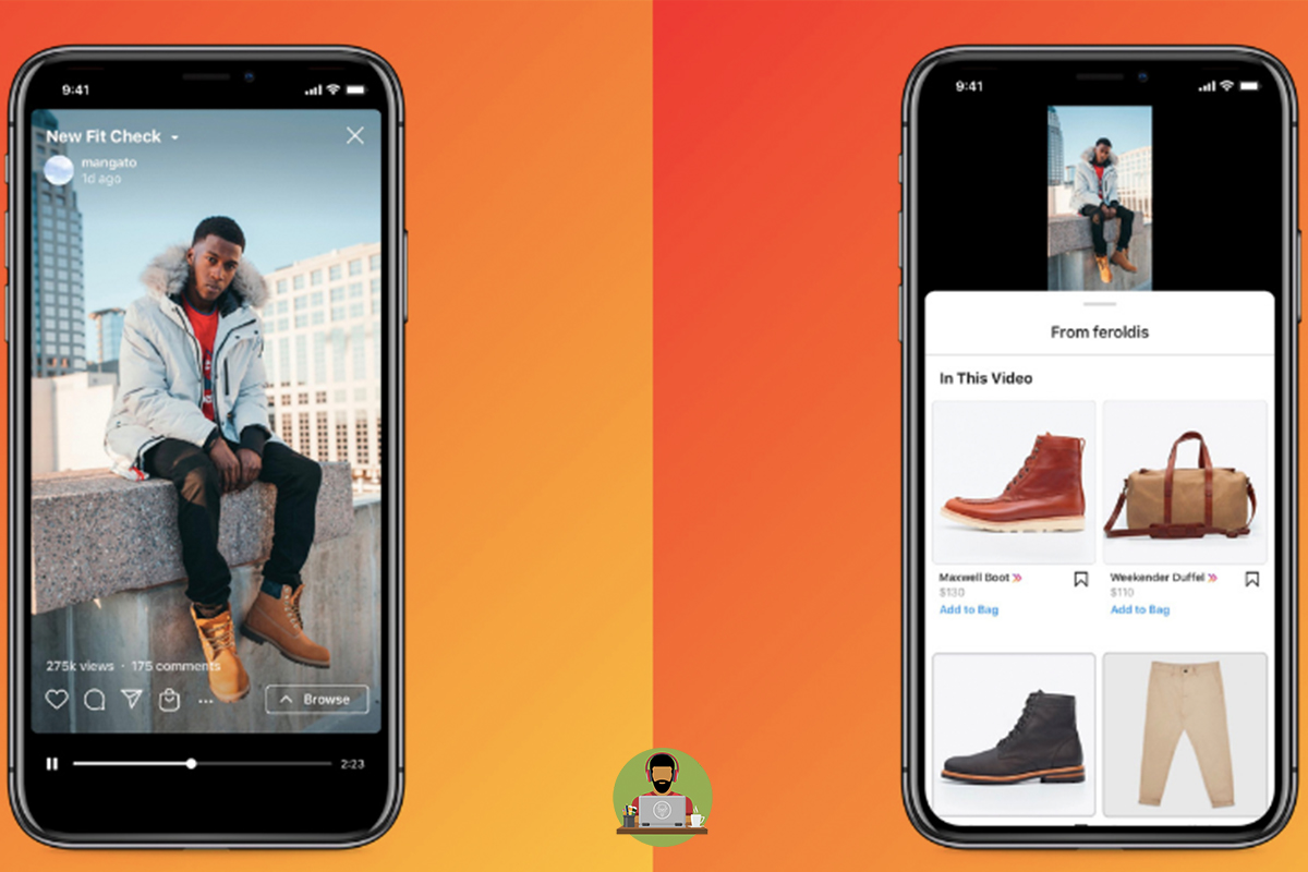 Instagram Brings Shopping to IGTV
