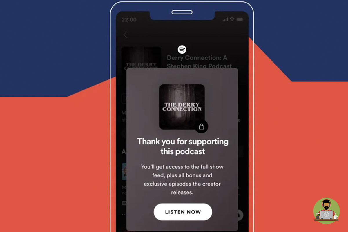 Spotify Offers Monetisation Offers for Podcasts