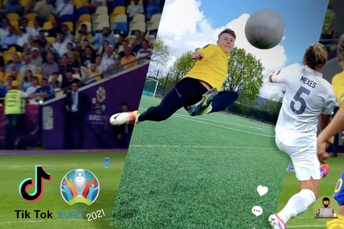 TikTok x UEFA 2021 – Bringing UCG Content Into Play
