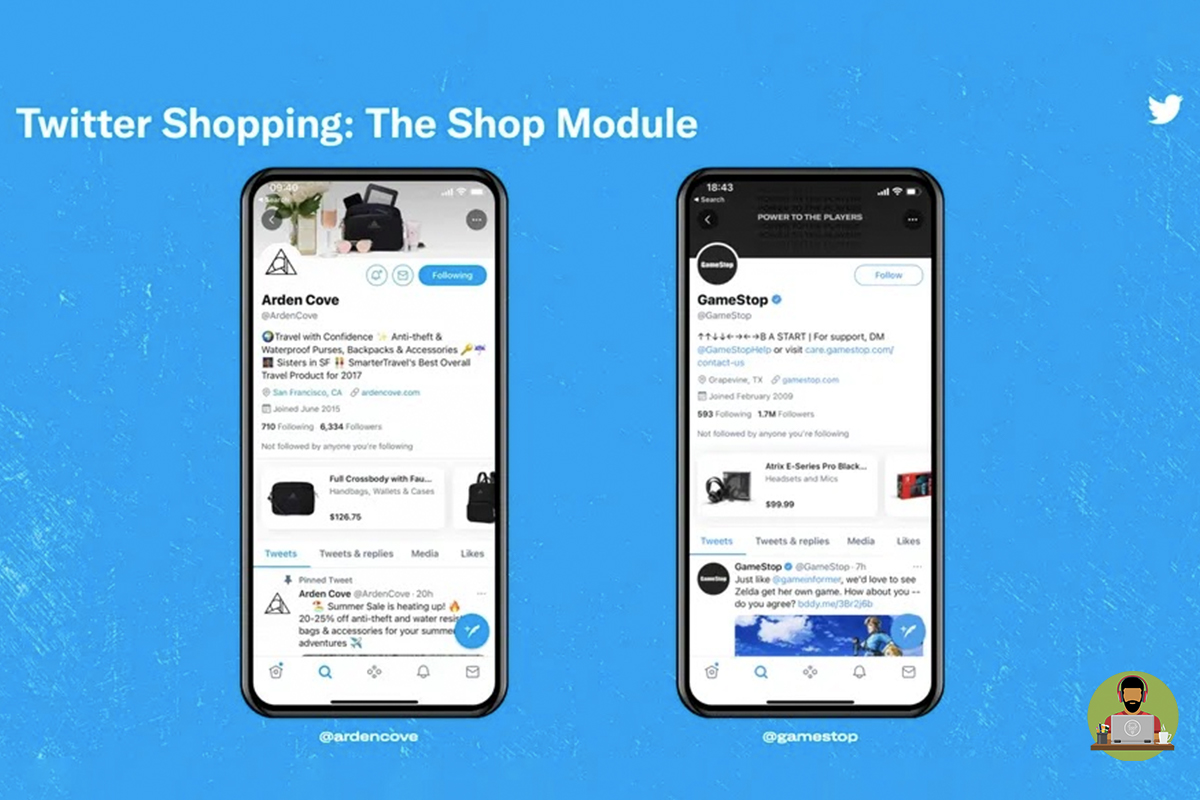 Twitter Launches Shoppable Feature